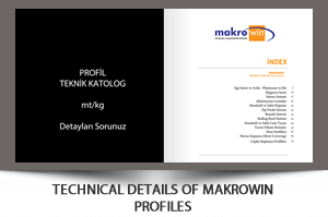 Makrowin Technical Details of Profiles